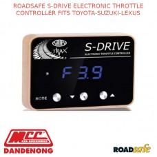 ROADSAFE S-DRIVE ELECTRONIC THROTTLE CONTROLLER TOYOTA-SUZUKI-LEXUS