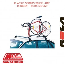 CLASSIC SPORTS WHEEL-OFF (STUBBY) - FORK MOUNT