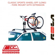 CLASSIC SPORTS WHEEL-OFF (LONG) - FORK MOUNT WITH EXTENSION