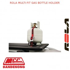 ROLA MULTI-FIT GAS BOTTLE HOLDER