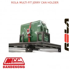 ROLA MULTI-FIT JERRY CAN HOLDER