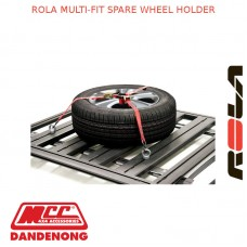 ROLA MULTI-FIT SPARE WHEEL HOLDER