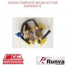 RUNVA COMPLETE BRUSH KIT FOR EWX9500-Q