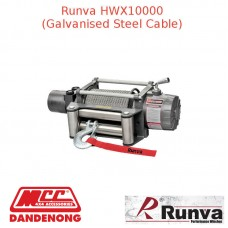 RUNVA 10000lb GREY GALVANISED STEEL CABLE