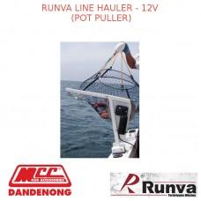 RUNVA LINE HAULER - 12V (POT PULLER)
