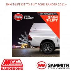 SMM T-LIFT KIT TO SUIT FORD RANGER 2011+