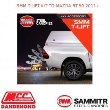 SMM T-LIFT KIT TO FITS MAZDA BT-50 2011+