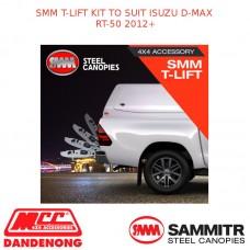 SMM T-LIFT KIT TO FITS ISUZU D-MAX RT-50 2012+