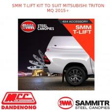 SMM T-LIFT KIT TO SUIT MITSUBISHI TRITON MQ 2015+