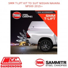 SMM T-LIFT KIT TO SUIT NISSAN NAVARA NP300 2015+