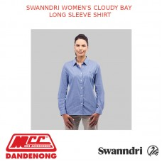 SWANNDRI WOMEN'S CLOUDY BAY LONG SLEEVE SHIRT