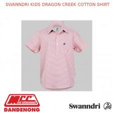 SWANNDRI KID'S DRAGON CREEK COTTON SHIRT