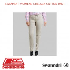 SWANNDRI WOMEN'S CHELSEA COTTON PANT