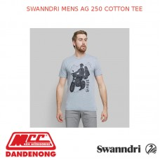 SWANNDRI MEN'S AG 250 COTTON TEE