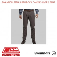 SWANNDRI MEN'S BEDROCK CANVAS WORK PANT
