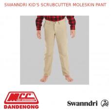 SWANNDRI KID'S SCRUBCUTTER MOLESKIN PANT