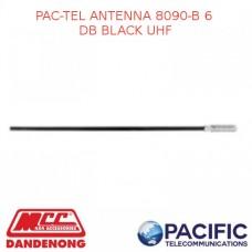 PAC-TEL ANTENNA 8090-B 6 DB BLACK UHF