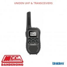 UNIDEN UHF & TRANSCEIVERS -  UH45