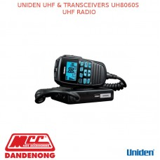 UNIDEN UHF & TRANSCEIVERS UH8060S UHF RADIO