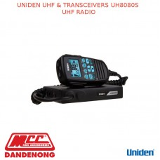 UNIDEN UHF & TRANSCEIVERS UH8080S UHF RADIO