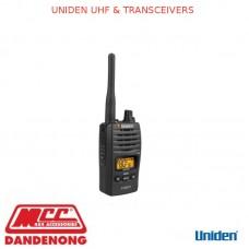 UNIDEN UHF & TRANSCEIVERS - UH820