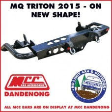 MCC REAR JACK BAR SUIT MQ TRITON 15 - ON 022-03 ADR 3500KG ARB TJM TOWBAR