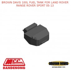 BROWN DAVIS 100L FUEL TANK FOR LAND ROVER RANGE ROVER SPORT 05-13 - LDI3A1