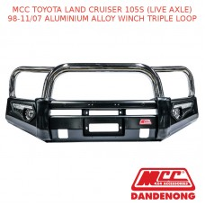 MCC PHOENIX BAR ALUMINIUM WINCH 3 LOOP-LAND CRUISER 105S (LIVE AXLE) (98-11/07)