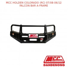 MCC FALCON BAR A-FRAME SUIT HOLDEN COLORADO (RC) (07/2008-06/2012)