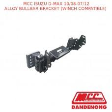 MCC ALLOY BULLBAR BRACKET SUIT ISUZU D-MAX (10/2008-07/2012)