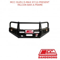 MCC FALCON BAR A-FRAME SUIT ISUZU D-MAX WITH UNDER PROTECTION (07/2012-PRESENT)
