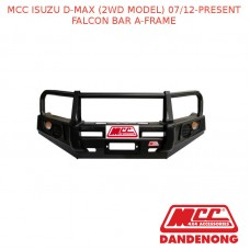 MCC FALCON BAR A-FRAME SUIT ISUZU D-MAX (2WD MODEL) (07/2012-PRESENT)