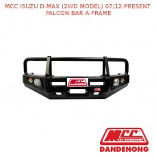 MCC FALCON BAR A-FRAME - ISUZU D-MAX (2WD MODEL) WITH FOG LIGHTS (07/12-PRESENT)