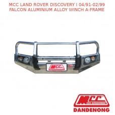 MCC FALCON BAR ALUMINIUM ALLOY WINCH A-FRAME-LAND ROVER DISCOVERY I (4/91-02/99)