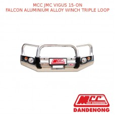 MCC FALCON BAR ALUMINIUM ALLOY WINCH TRIPLE LOOP SUIT JMC VIGUS (2015-ON)