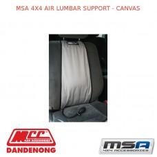 MSA 4X4 AIR LUMBAR SUPPORT - CANVAS