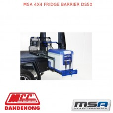 MSA 4X4 FRIDGE BARRIER DS50
