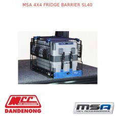 MSA 4X4 FRIDGE BARRIER SL40