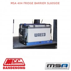 MSA 4X4 FRIDGE BARRIER SL60SIDE