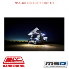 MSA 4X4 LED LIGHT STRIP KIT