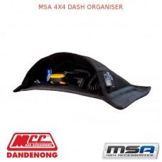 MSA 4X4 DASH ORGANISER