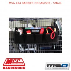 MSA 4X4 BARRIER ORGANISER - SMALL