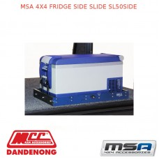 MSA 4X4 FRIDGE SIDE SLIDE SL50SIDE