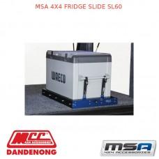 MSA 4X4 FRIDGE SLIDE SL60