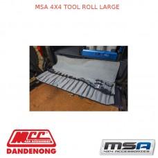 MSA 4X4 TOOL ROLL LARGE