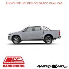RHINOHIDE HOLDEN COLORADO DUAL CAB